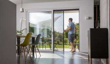 Insektenschutz-Plissee PL 2.5 für Türen
